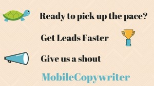 Get Leads Faster