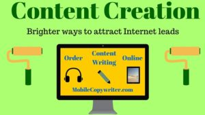 Content Creation Services For Lead Generation