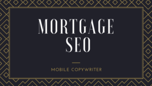 Mortgage SEO