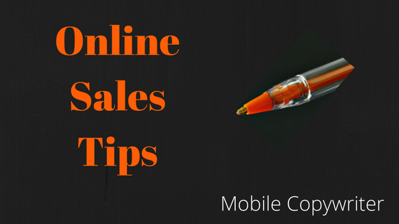 Online Sales Tips