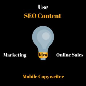 Mobile Copywriter - Get Found Online